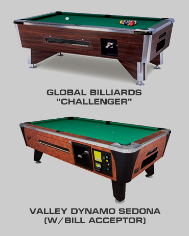 Pool Tables Nevada Novelty - Valley pool table models